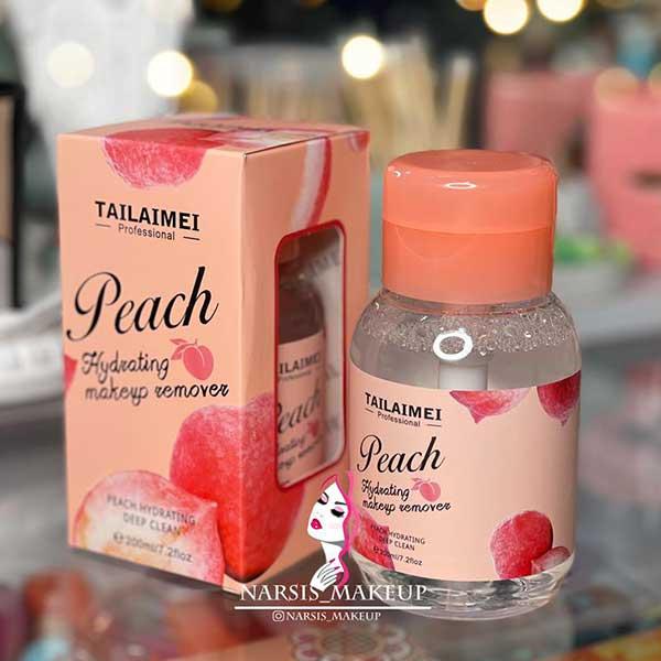 آرایش پاکن هلویی Tailaimei