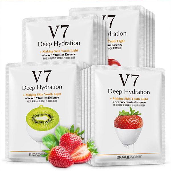 ماسک آبرسان هفت ویتامین